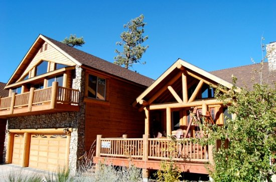 waterfront for lakefront bear log cabins sale big lake cabin homes