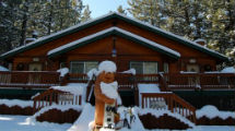 Big Bear Lodging Close to the Slopes