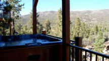 Big Bear Cabin Rentals with a Hot Tub